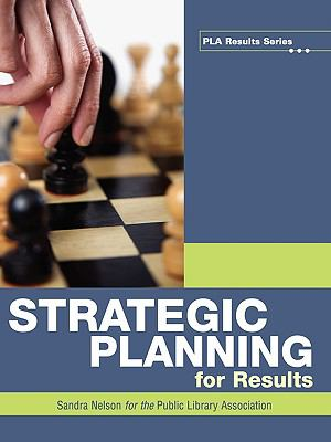 Strategic Planning for Results 9780838935736