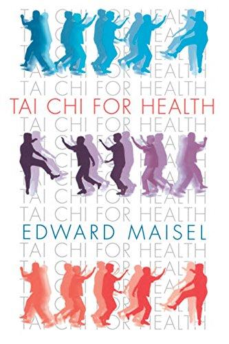Tai Chi for Health 9780834804203