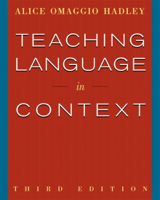 Teaching Language in Context 9780838417058