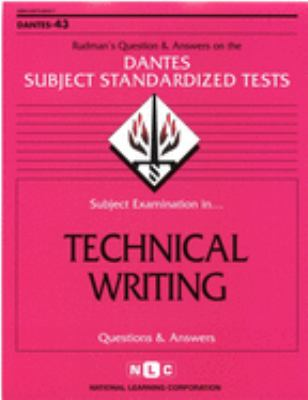 Technical Writing: Questions & Answers 9780837366432