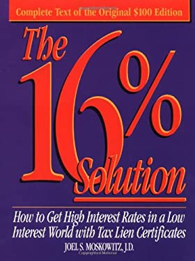 The 16% Solution 9780836280845
