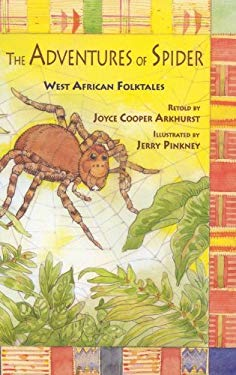 The Adventures of Spider: West African Folktales 9780833595287