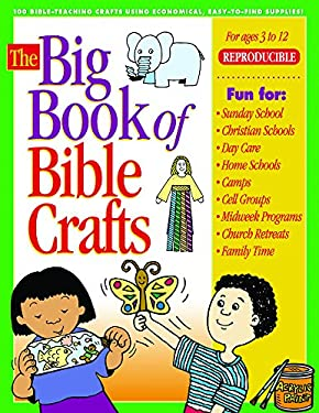 Big Book of Bible Crafts 9780830725731