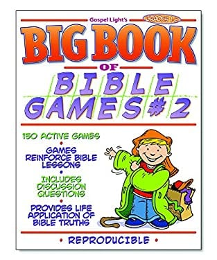 Big Book of Bible Games #2 9780830730537