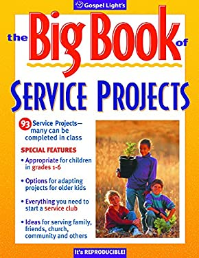 Big Book of Service Projects 9780830726332