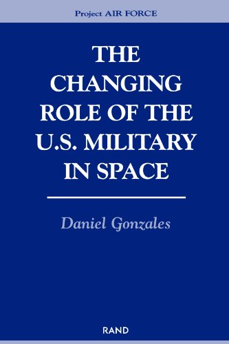 The Changing Role of the U.S. Military Space - Gonzales, Daniel