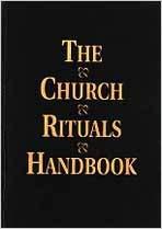 The Church Rituals Handbook 9780834116276