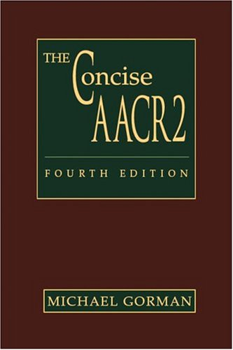 The Concise AACR2 9780838935484