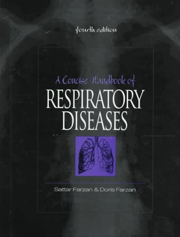 The Concise Handbook of Respiratory Diseases 9780838514931