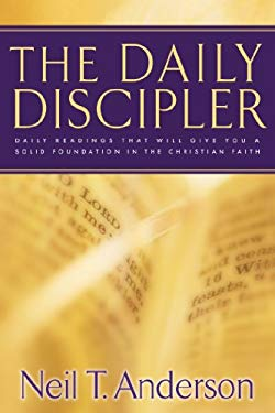 The Daily Discipler 9780830737215