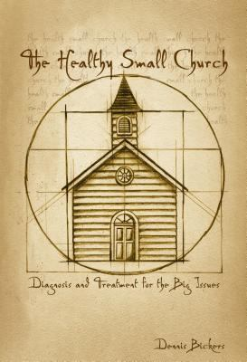 The Healthy Small Church: Diagnosis and Treatment for the Big Issues 9780834122406