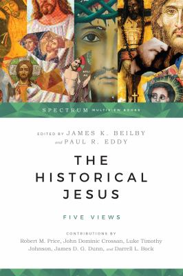The Historical Jesus: Five Views 9780830838684