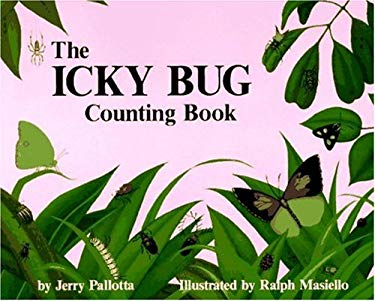 The Icky Bug Counting Book 9780833580801