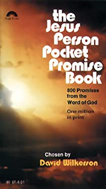 The Jesus Person Pocket Promise Book: 800 Promises from the Word of God 9780830701919