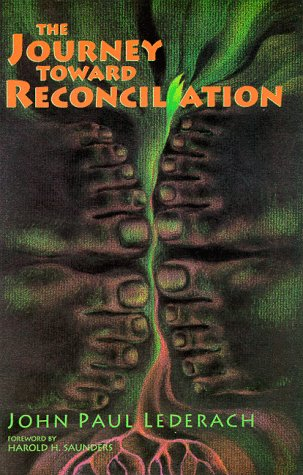 The Journey Toward Reconciliation 9780836190823