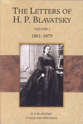 The Letters of H.P. Blavatsky 9780835608367