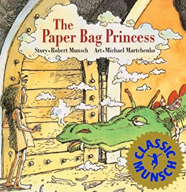 The Paper Bag Princess 9780833579102