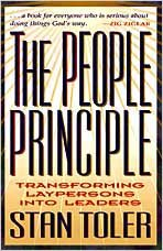 The People Principle: Transforming Laypersons Into Leaders 9780834116641