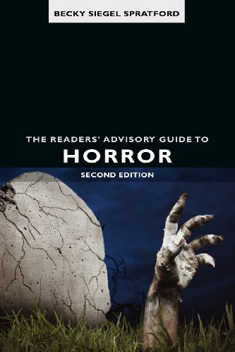 The Readers' Advisory Guide to Horror 9780838911129