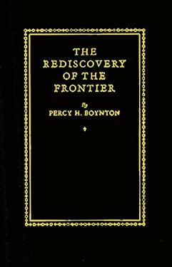 The Rediscovery of the Frontier 9780837104805