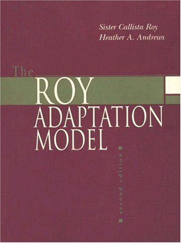 a look at the challenges of applying roys adaptation model Bursement changes have profound implications for the nursing profession to demonstrate economic value defining value in nursing knowledge and theory within the health care sys- tem requires a renewed understanding and appreciation of nursing science value in nursing must be defined rela- tive to nursing's unique.