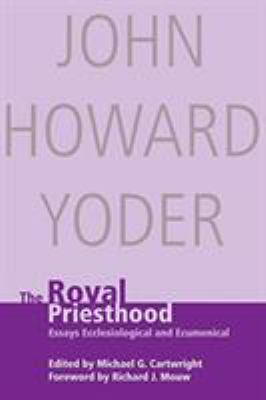 The Royal Priesthood 9780836191141