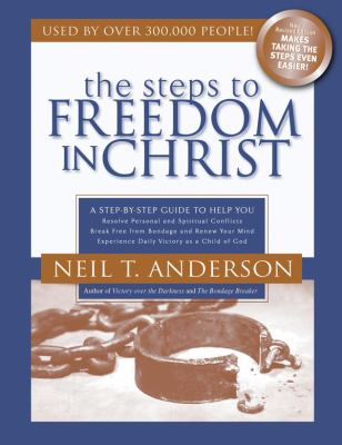 The Steps to Freedom in Christ 9780830735860