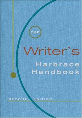 The Writer's Harbrace Handbook [With Infotrac] 9780838403389