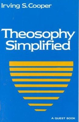 Theosophy Simplified 9780835606516
