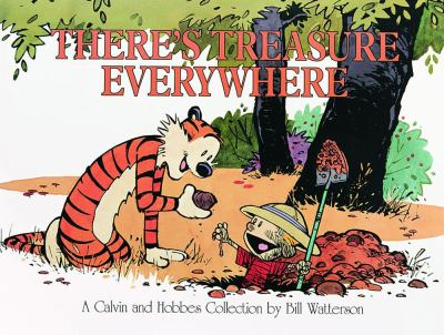 There's Treasure Everywhere