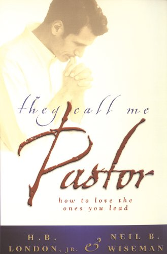 They Call Me Pastor 9780830723904
