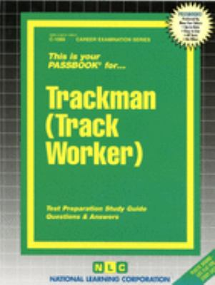 Trackman (Track Worker) 9780837310664