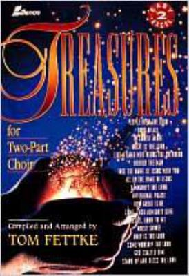 Treasures: For Two-Part Choir 9780834194083