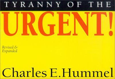 Tyranny of the Urgent 5-Pack 9780830865925