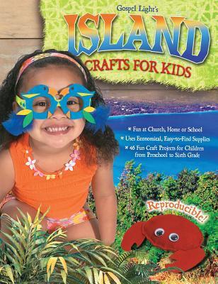 VBS-Son Treasure Island Island Crafts for Kids: Reproducible! 9780830737512