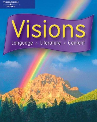 Visions: Language, Literature, Content 9780838452493
