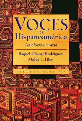 Voces de Hispanoamerica: Antologia Literaria 9780838416532
