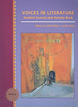 Voices in Literature: Student Journal and Activity Book 9780838470329