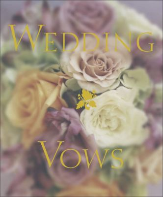 Wedding Vows 9780836210576