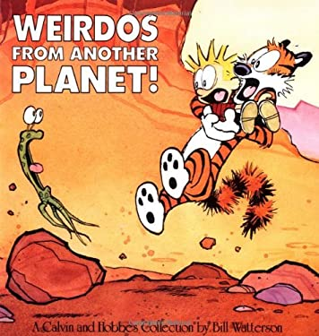 Weirdos from Another Planet!: A Calvin and Hobbes Collection 9780836218626