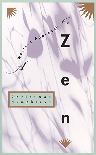 A Western Approach to Zen 9780835605502
