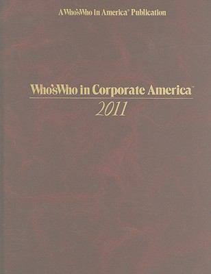 Who's Who in Corporate America 9780837935751