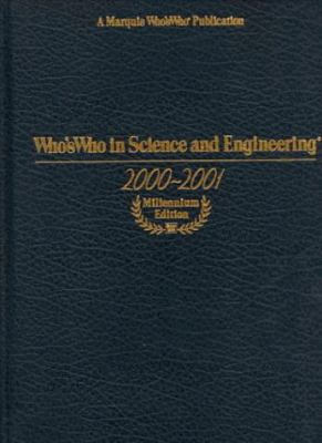 Who's Who in Science and Engineering 9780837957586