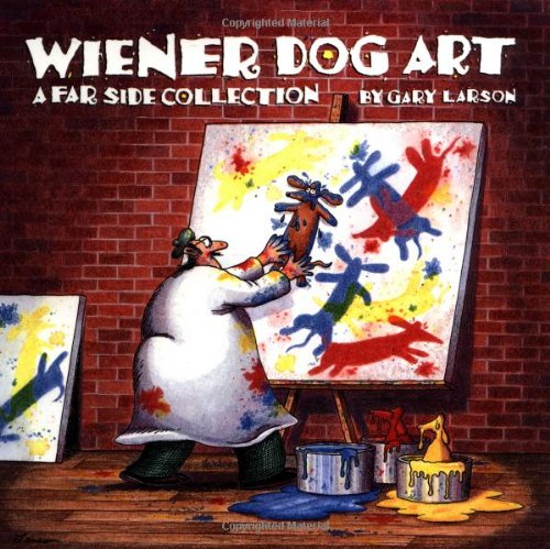 Wiener Dog Art 9780836218657