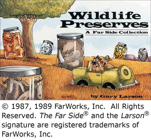 Wildlife Preserves 9780836218428