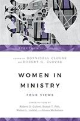 Women in Ministry: Four Views 9780830812844
