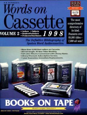 Words on Cassette: Books on Tape