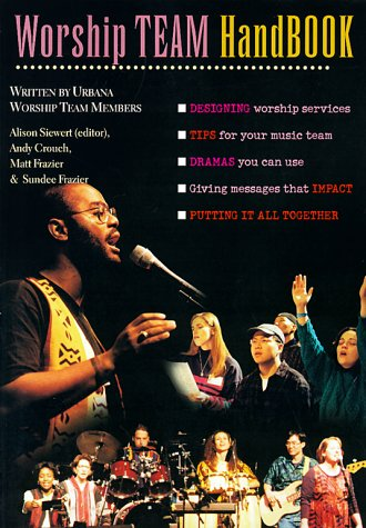 Worship Team Handbook 9780830819430
