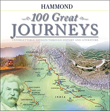 100 Great Journeys 9780843709940