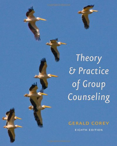 Theory and Practice of Group Counseling 9780840033864